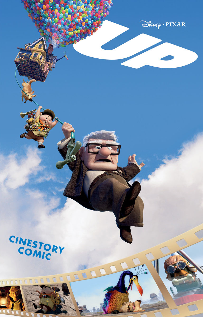 Up CineStory Cover